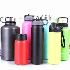 stainless steel vacuum insulated water bottle manufacturing processes