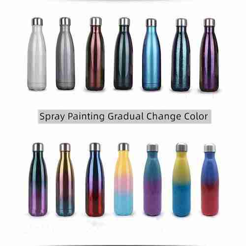 03 Custom decoration for your stainless steel bottle
