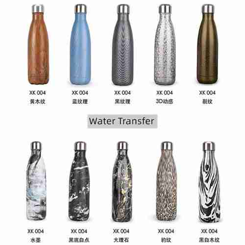 05 Custom decoration for your stainless steel bottle