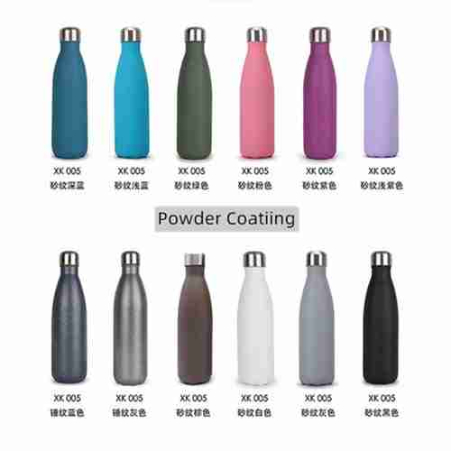 08 Custom decoration for your stainless steel bottle