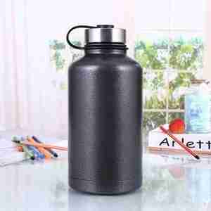 64oz stainless steel beer growler