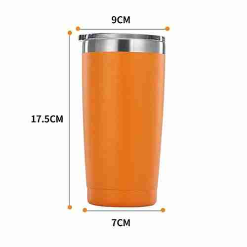 05 ET02-Stainless steel Vacuum Insulated Beer Tumbler 20oz