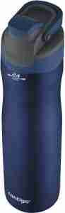 Contigo Autoseal Chill Vacuum-Insulated Stainless Steel Water Bottle, 24 Oz