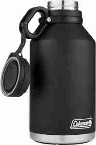 Coleman Insulated Stainless Steel Growler Water Bottle Camping​