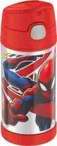 Thermos Spiderman Kids Stainless Steel Water Bottle
