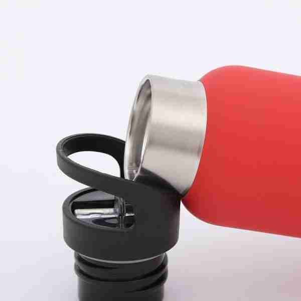 Hydro Bottle Flask with Straw 01