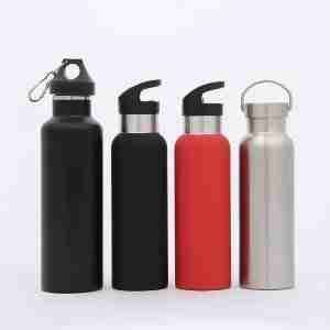 Hydro Bottle Flask with Straw
