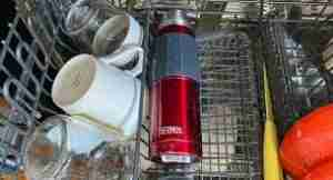 How to clean stainless steel tumbler