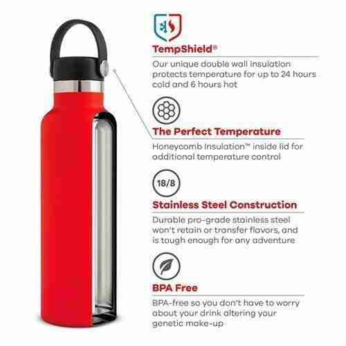 What is stainless steel bottle?