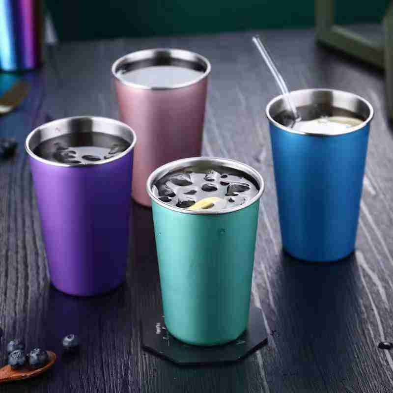 stainless steel insulated cups