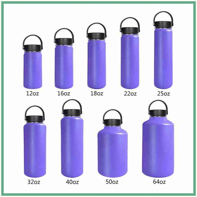 What size hydro flask should i get?
