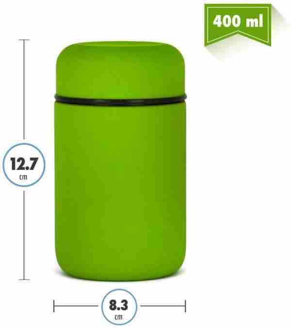 EL02 Vacuum Insulated Stainless Steel Lunch Thermos Food Jar 01