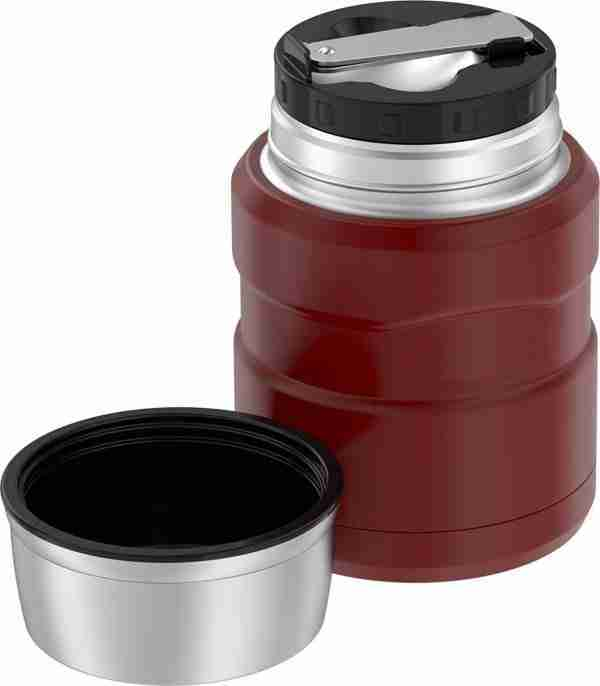 EL03 Stainless steel insulated lunch box food jar thermos flask 01
