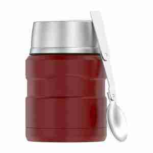 EL03 Stainless steel insulated lunch box food jar thermos flask