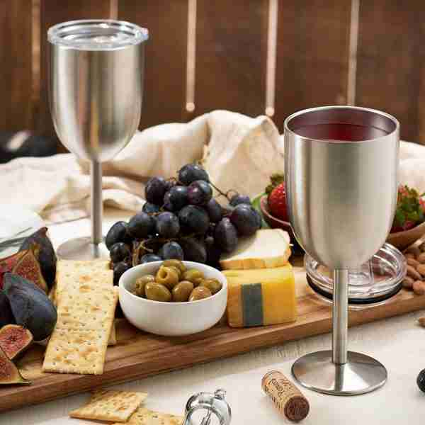 What is a wine tumbler cup? insulated wine tumbler