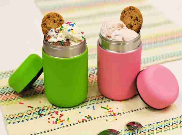 EL02 Vacuum Insulated Stainless Steel Lunch Thermos Food Jar 03