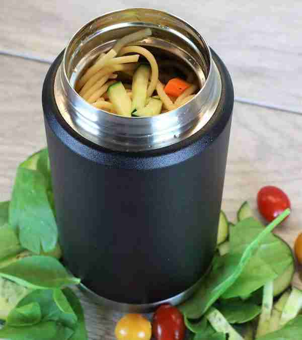 EL01 Vacuum Insulated Stainless Steel Food Thermos Lunch Box 03