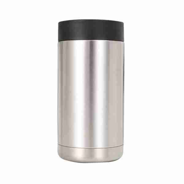 EC04-Rambler 16 oz Colster Tall Stainless Steel Can Koozie Insulator for Tallboys 16 oz Can