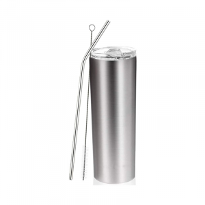 Double Wall Stainless Steel Vacuum Insulated Travel Mug