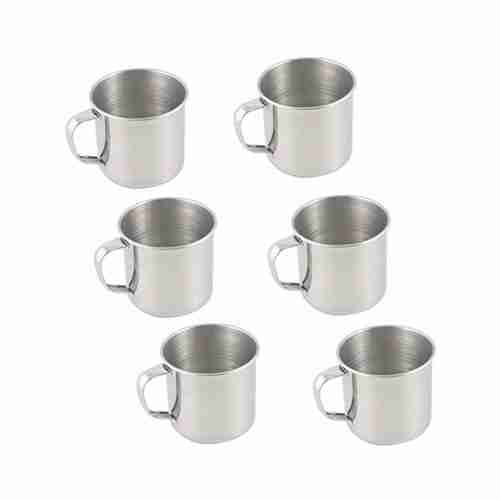 Stainless Steel Camping Coffee Mug Drinking Cup 12OZ