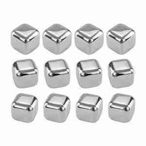 Stainless Steel Chilling Ice Cubes