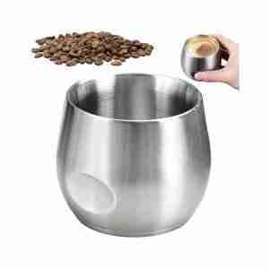 stainless steel coffee mug double wall