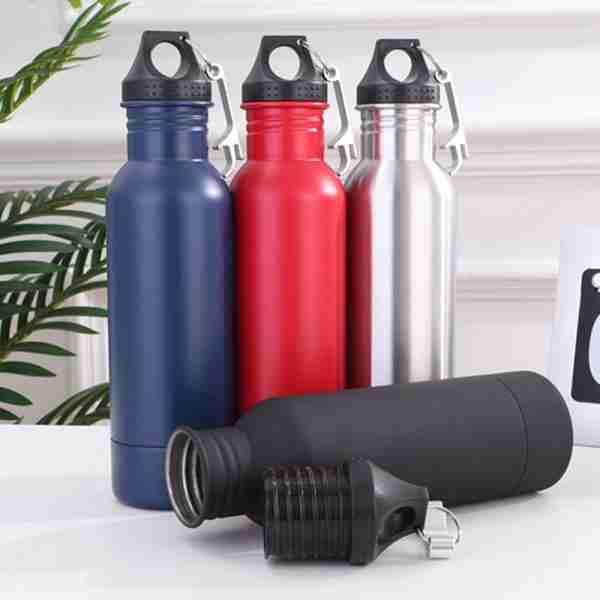 EC06-BottleKeeper Stainless Steel Insulated Beer Bottle Holder