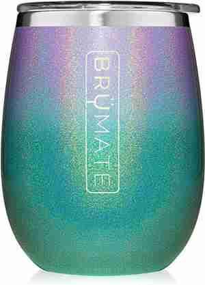 BrüMate Uncork'd XL 14oz Wine Glass Tumbler