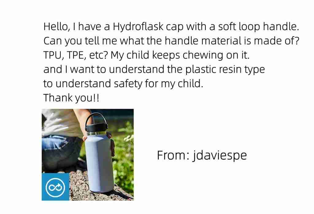 what material is hydro flask made of