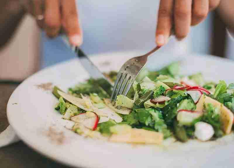 03. Food intake may decrease