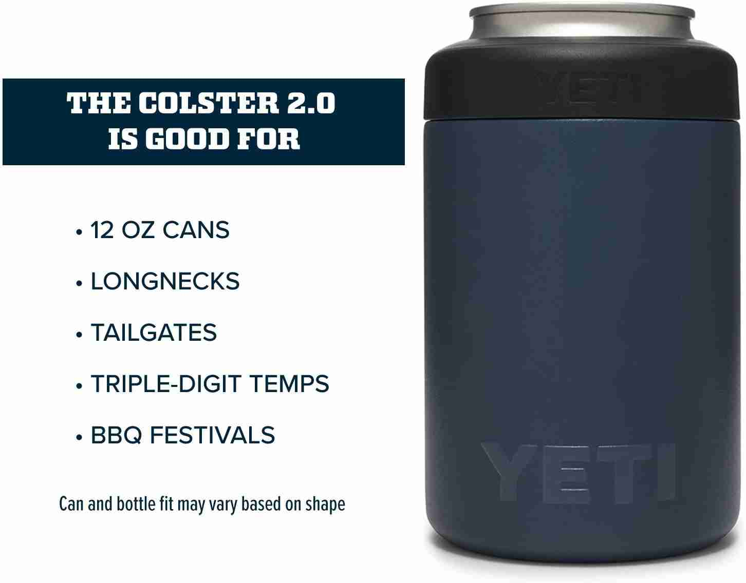 Best standard beer koozie: yeti koozie
