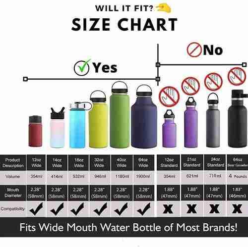 hydro flask lid hydroflask lid wide mouth water bottle