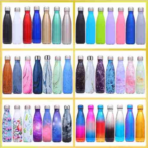 EW-17oz personalized water bottles custom water bottle