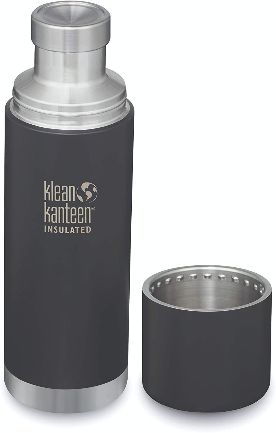 Klean Kanteen vacuum insulated water bottle, what water bottle keeps water the coldest