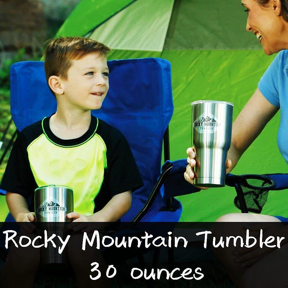 Rocky Mountain Tumbler, 30 ounces, Tumbler