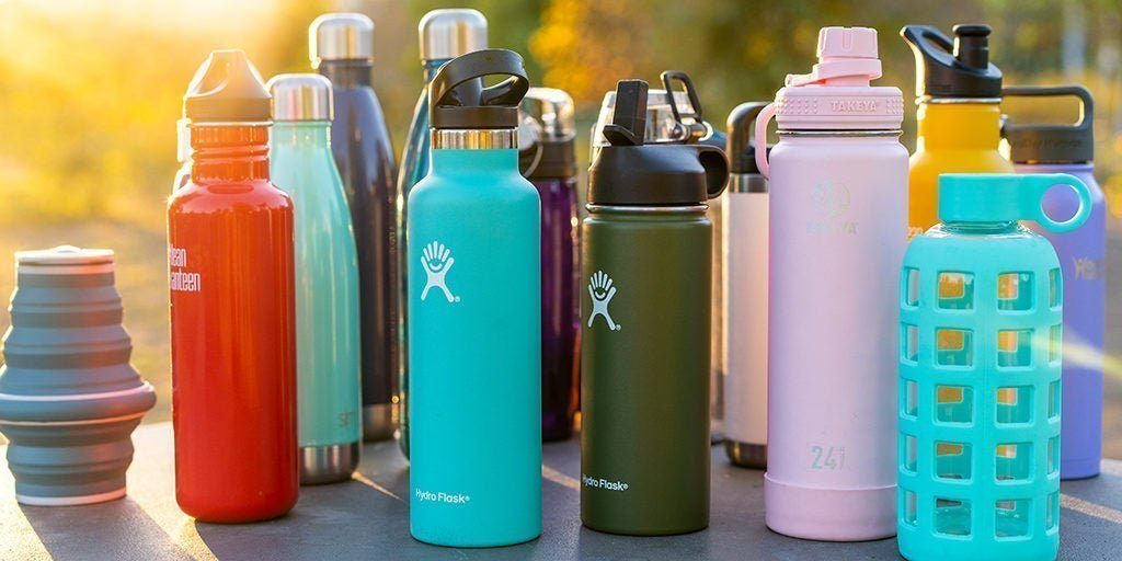 What is stainless steel water bottle