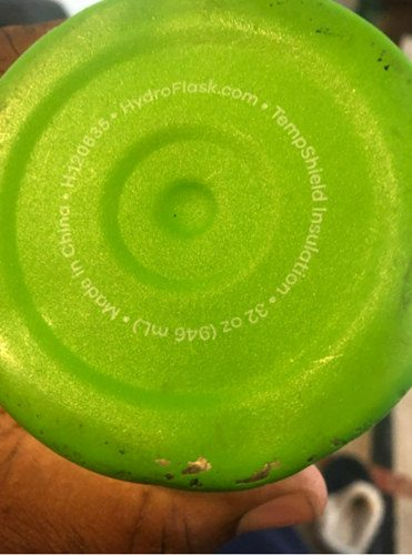 hydro flask bottle made in china